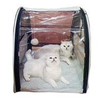 Выставочные клетки-палатки