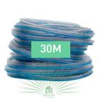 Шланг вакуумный двойной 2х7х13 Milkline ПВХ синяя линия (бухта 30 м)
