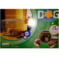Клетка для собак оцинкованная Savic №5 Бельгия