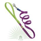 Поводок Club Colours G 10/120 фиолетовый