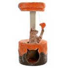 Домик для кошки Nuria Trixie 43791 серый/оранжевый