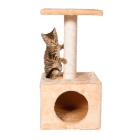 43351 Дом для кошек Zamora бежевого цвета