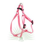 Нейлоновая шлейка Easy P Medium розовая