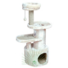 44435 Дом для кошек Trixie Alessio Светло-серый