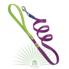 Поводок Club Colours G 20/120 фиолетовый
