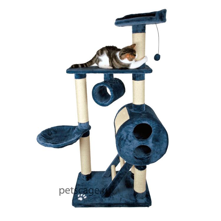 Сделать игровой домик для кошки своими руками