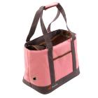 Рюкзак-сумка для собак и кошек Ferplast Malibu розовая