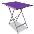 Стол для Груминга Axsel FT-821HM фиолетовый