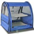 Выставочная палатка Ладиоли М-43 - общий вид, полный обзор