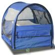 Выставочная палатка Ладиоли М-43 - общий вид сбоку