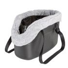Сумка зимняя для собак и кошек Ferplast With-Me черная (модель: 79515017)