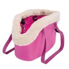Сумка зимняя для собак и кошек Ferplast With-Me розовый (модель: 79515019)