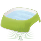 Миска пластиковая GLAM SMALL 1.2 л зеленая