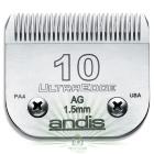 Нож для машинки Andis #64071/64315, 10, 1/16, 1.5 мм