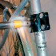 Велоспрингер для крупных собак Trixie 1287 - монтаж