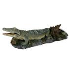 Декор для аквариума Крокодил