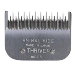 Нож для машинок Трайв 9000 4 мм W5 широкий