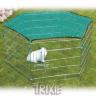 Вольер 6 секций Трикси 60 см, без сетки. Trixie 6250