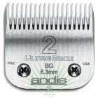 """Нож для машинки Andis #64078/63030, 2, 1/4"""" 6.3мм"""