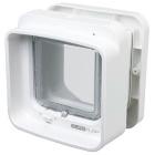 Дверь для кошки SureFlap DualScan белая Trixie 38540