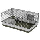 Клетка для декоративных кроликов Krolik Large Серый