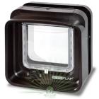 Дверь для кошки SureFlap DualScan коричневая Trixie 38545