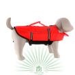 Спасательный жилет для собаки, размер M Trixie 30143 - общий вид изделия сбоку