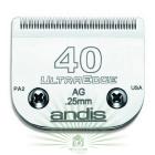 Нож для машинки Andis #64084/64350, 40SS, 0.25мм
