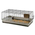 Клетка для декоративных кроликов Krolik X-Large Серый