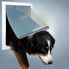 Дверь для собак М-XL Trixie 3879