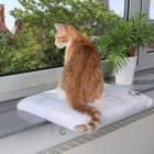 Лежак для кошки на подоконник 51 х 36 см. Trixie 4328