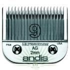 Нож для машинки Andis #64120/64270, №9, 2.0 мм