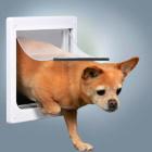 Дверь для собак XS-S Trixie 3877