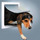 Дверь для собак S-M Trixie 3878