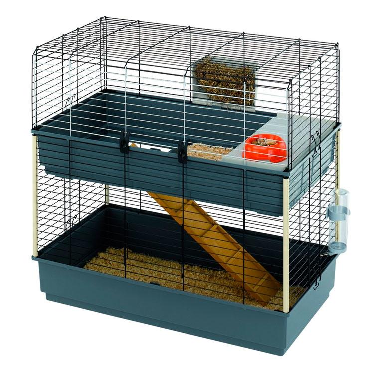 Клетка для декоративного кролика  купить