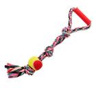 Игрушка для собак веревка с мячом 50 см Trixie 3280