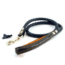 Поводок плетеный 1.2 м, модель 369010