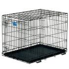 Клетка для собак Midwest Life Stage 91х61х69 см черная 1 дверь. Арт.1636
