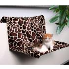 Гамак для кошек на батарею. Цвет Жираф
