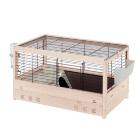 Деревянная клетка для декоративных кроликов Arena 80