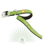 Ошейник Dual Colours CF 15/35 зеленый