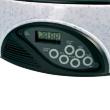 Автоматическая кормушка для собак TX4 Плюс Trixie 24382 - дисплей и кнопки управления