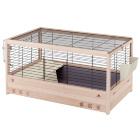 Деревянная клетка для декоративных кроликов Arena 100