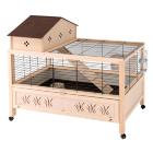 Деревянная клетка для декоративных кроликов Arena 100 Plus