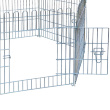 Вольер 6 секций Трикси 60 см, без сетки. Trixie 6250 - открытая дверца