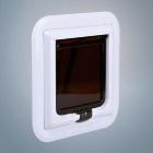 Дверь для кошки для стеклянной двери Trixie 3880