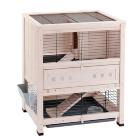 Клетка для кроликов деревянная Cottage Mini