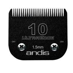 Нож для машинки Andis 65210, 10, 1,5 мм Черный