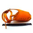 Намордник кожаный №4, модель 703009 - относительный размер намордника