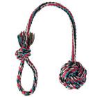 Игрушка для собак веревка с узлом длина 50 см Trixie 3269